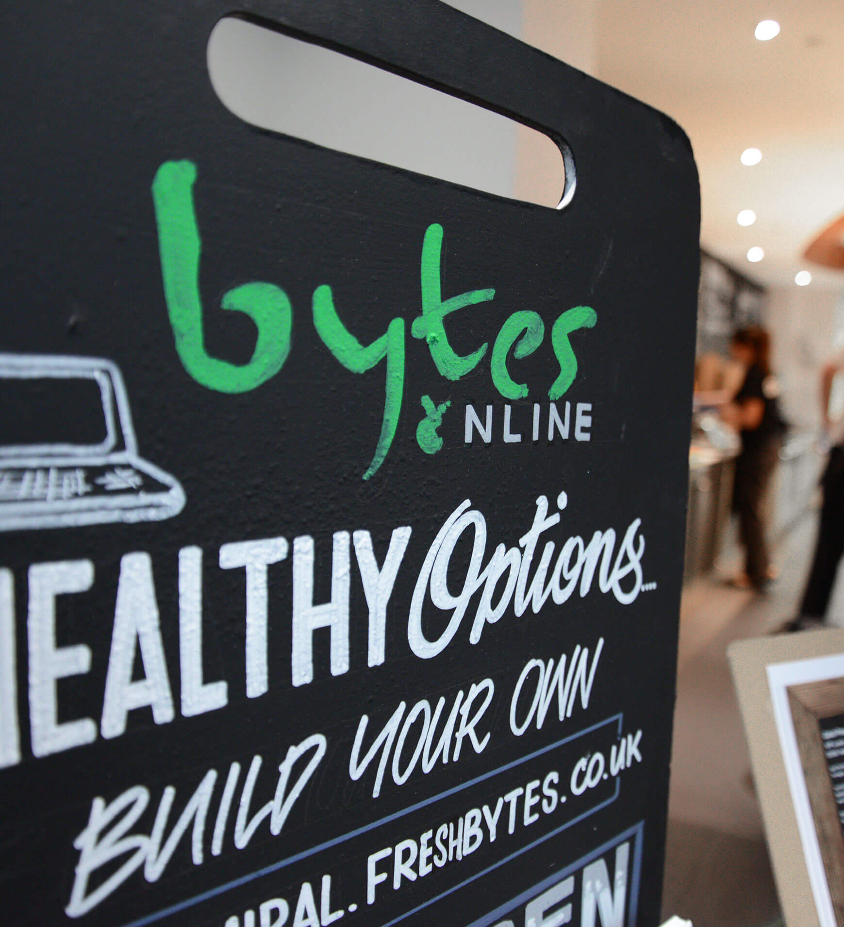 Easy Online Ordering with Bytes